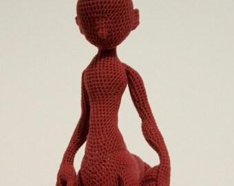Amigurumi Centaur body crochet pattern