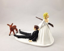 Unique Hunting Cake Topper Related Items Etsy