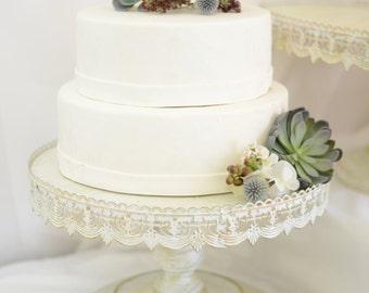 Vintage cake stands Etsy