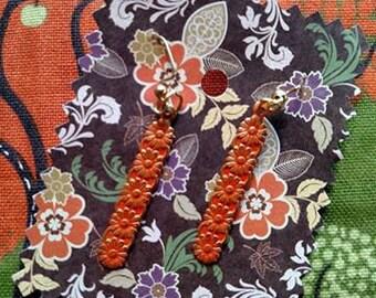 Butterflyweed-Petite Floral  Earrings