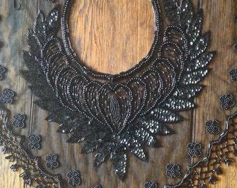 Large Beaded Collar