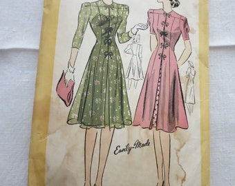 Dubarry Dress Pattern 5028 Size 16 Bust 34