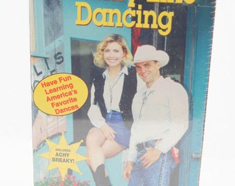 Diane Horner's More Country Line Dancing VHS Sealed New