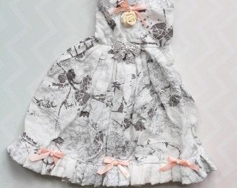 SD BJD Doll princess dress