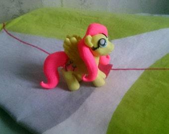 My little pony MLP Fluttershy figure