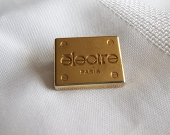 Electre Paris lapel pin, fashion pin,
