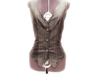 Sewing Pattern: Angelique ladies waistcoat