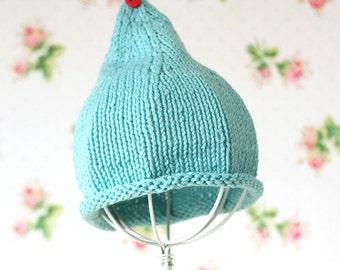 Sky Knit Pixie Hat