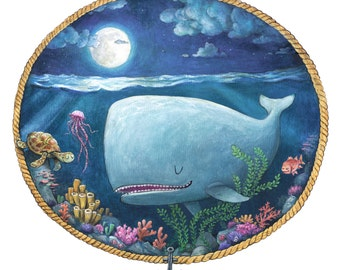 The Moonlight Blanket