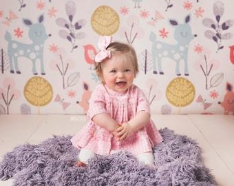 Woodland Spring Photography Backdrop Vinyl, Photo Props Newborn, Photography Background, Photo Props for Kids, Photo Background Baby SPG190