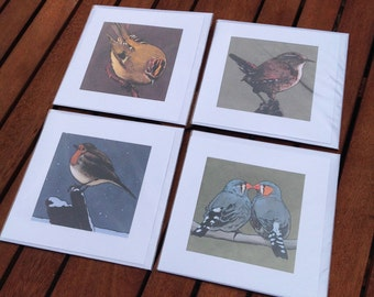 Where The Wild Things Are Drawn - Bird designs set 1