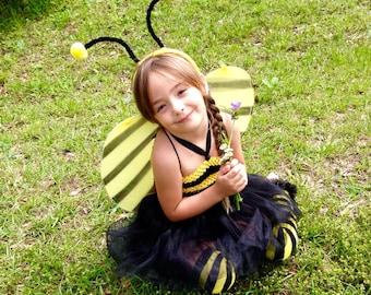 Cute Bumble Bee Tutu