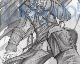 Assasin's Creed (Edward Kenway)