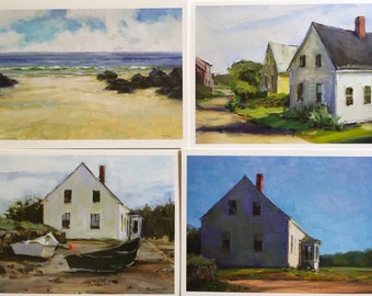 5x7 Blank Greeting Card-  'Summer' Mixed Package