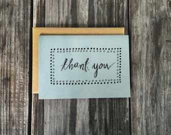 Vintage Wedding Thank You Cards, Wedding Thank You Cards, Vintage Wedding Cards