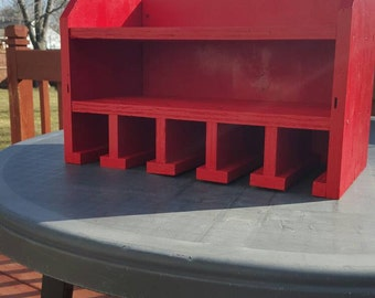Custom Made Drill Organizer
