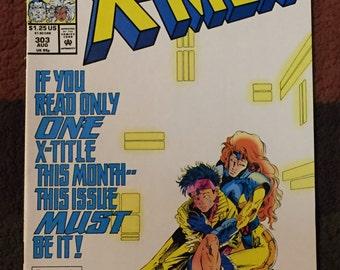 The Uncanny X-Men #303 - 1993 - Marvel Comics