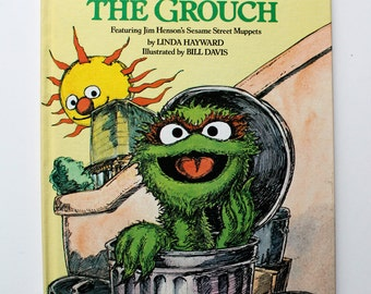 Sesame Street A Day in the Life of Oscar the Grouch 1981