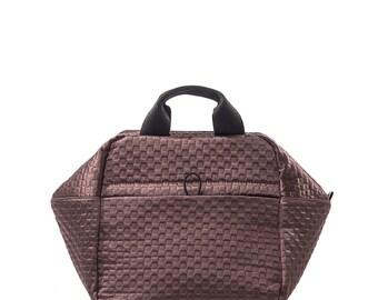 ON SALE 50% Fabric handbags, Fabric bags purses, Work bag, Womens handbags, Fabric bag, Fabric purses, Womens handmade handbags - UNOHB