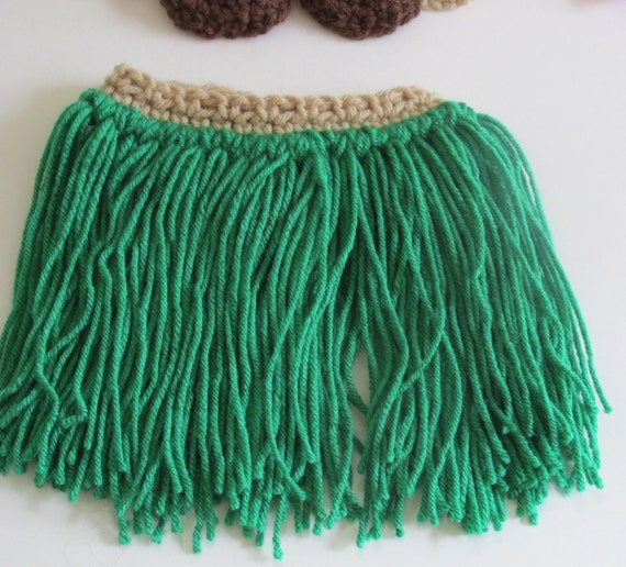 Baby Grass Skirt 5