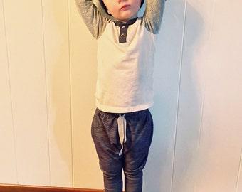 12m-3T, knit, denim-look, shmoopy pants