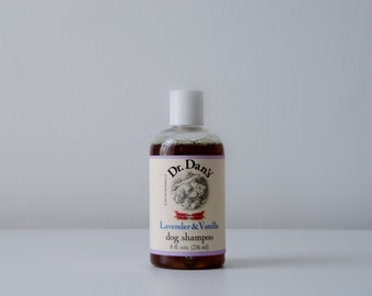Dr.Dan's Lavender Vanilla Natural Pet Shampoo for Dogs