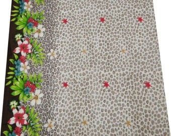 "Cotton Floral fabric Fabric For Quilting 42"" Wide Designer Dressmaking Fabric For Sewing Decorative Craft fabric By The Yard ZBC4176"