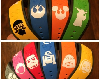 Star Wars Magic Band Decal
