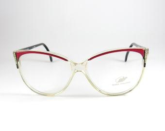 Cat Eye Glasses, Emme & Effe Optical, Vintage Eyeglasses, 70s, Cat Eye Sunglasses, Prescription Glasses,  Womens Sunglasses, Cat Eyes