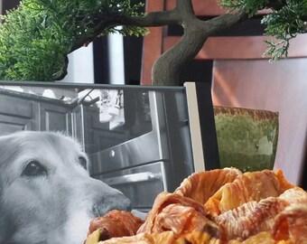 """Homemade Dog Treats - """"Jerky Fries"""" - Dog Treats"""