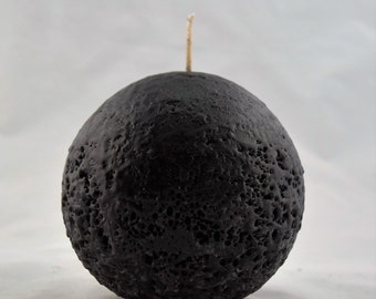 Large Sphere (Ball) Candle - Choice Of Color