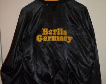 Vintage Berlin, Germany Coaches Jacket