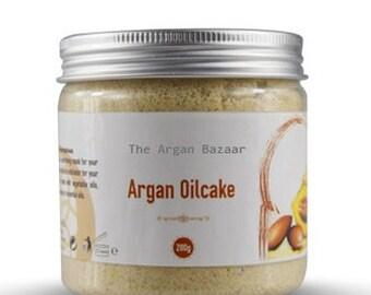 Argan Oil Cake- Face Pack/Anti-acne-Anti-wrinkle