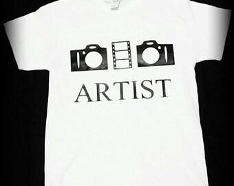 Photographer Gift, Photographer shirt, Camera shirt, Picture shirt, film school, photo shirt, selfie shirt, film shirt S, M, L, XL