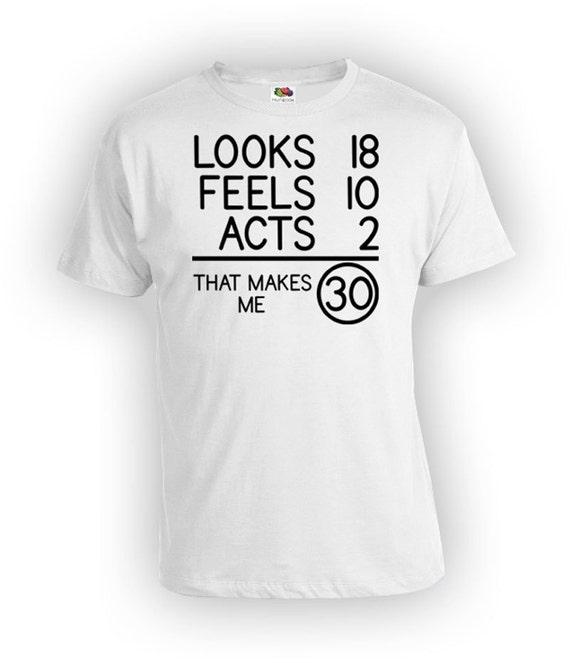 Dirty Thirty Fun Guys 30th Birthday Gift I Ll Need: 30th Birthday Shirt Birthday T Shirt Birthday Gift Ideas For