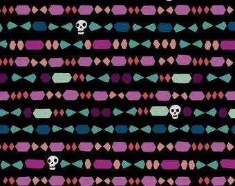 Cotton + Steel Boo! Halloween Beads 100% Cotton Fabric