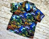 Dinosaur Birthday Shirt - Toddler Boy Gift - Dinosaur Party - Toddler Boy Clothes - Birthday Gift - T Rex Shirt - Boys Shirt - 3T to 10 yrs