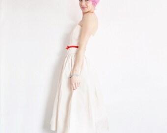 blush pink princess dress . iridescent unicorn Gunne Sax gown .medium .disaster relief .sale