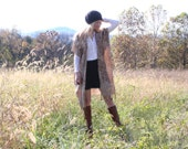 Cashmere & Silk Bohemian Kimono Coat Jacket Cape Shawl Poncho Boho Hippie Chic One Size S M L XL Plus Choose color / print