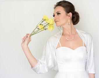 Bridal wrap, white bridal shawl, wedding shawl, bridal accessories, bridal Shawl, bridal bolero, winter wedding, brides shawl wrap