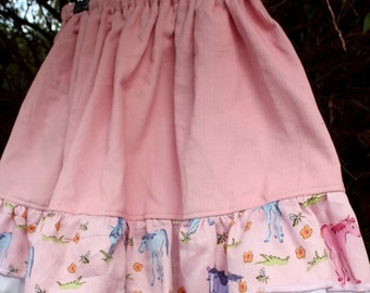 Pink Pony Twirly Skirt 3- 4 year old