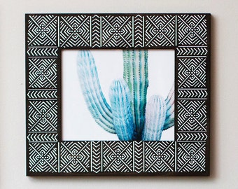8x10 Black Picture Frame | 8x10 | Wood Frame