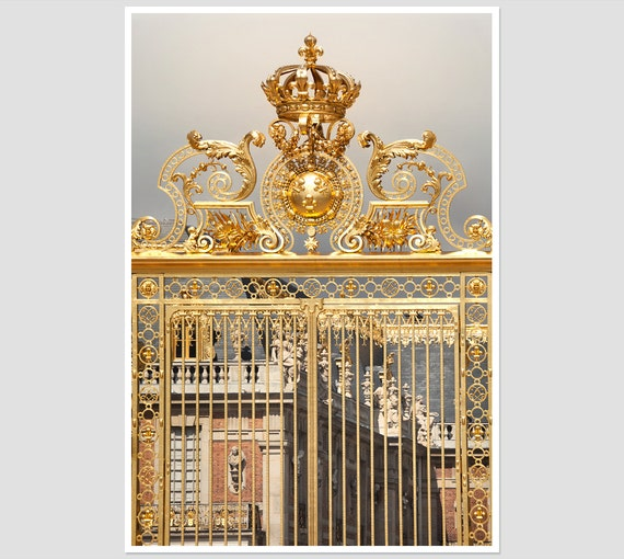 Https Www Etsy Com Listing 399687889 Gold Crown Crown Home Decor Versailles