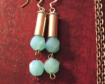 Gorgeous Jade Earrings (only)!