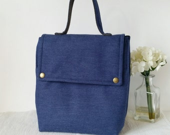 Insulated Lunch Bag Fabric Lunch Bag