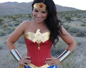 Wonder Superhero Woman TIARA Fits Adults and Children