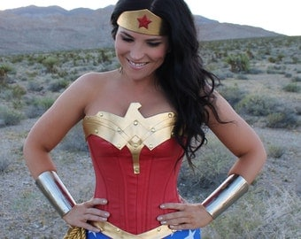 Wonder Woman TIARA Fits Adults and Children