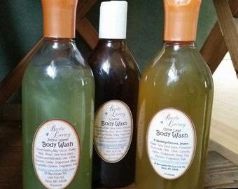 Aloe Moisturizing Liquid Soap and Body Wash
