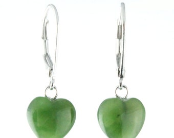 Earrings, Heart 2509