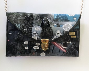 Darth Vader Letter Purse